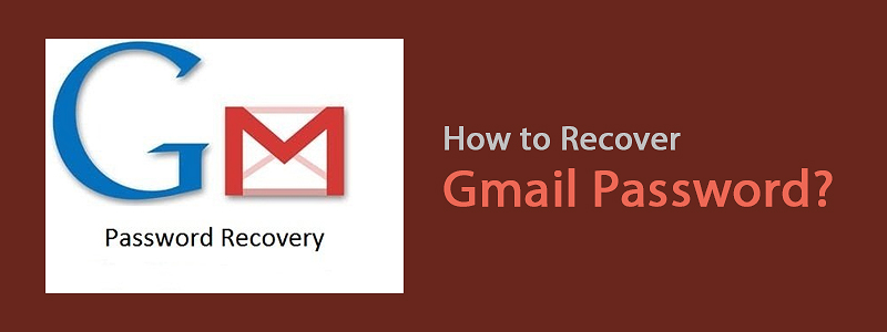 How to Recover Gmail Password